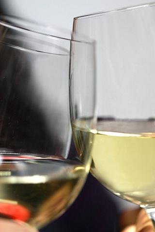 Grüner Wein - eine neue Trendfarbe?